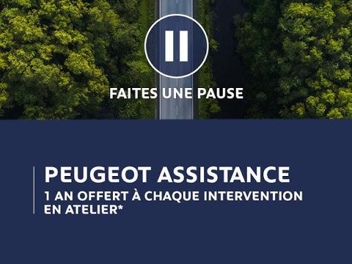 Agent Peugeot à Grasse